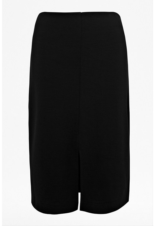 Stephanie Jersey Pencil Skirt