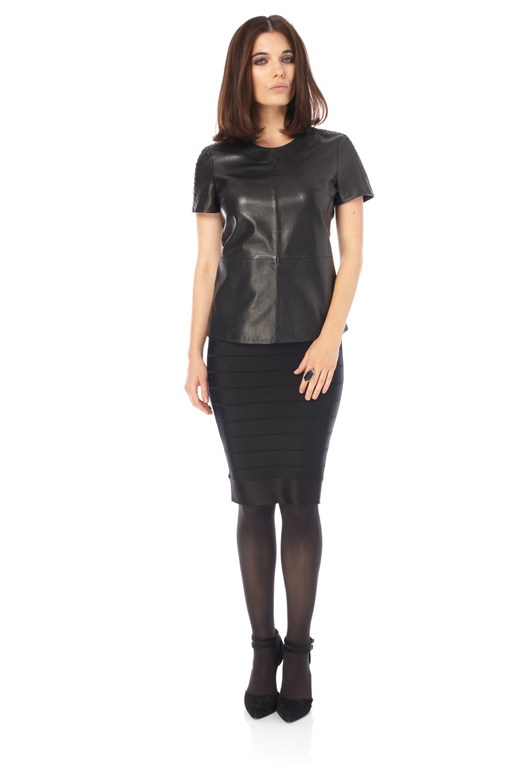 Spotlight Knits Pencil Skirt