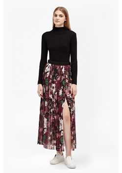 Bloomsbury Garden Pleated Maxi Skirt