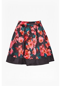Allegro Poppy Satin Flared Skirt
