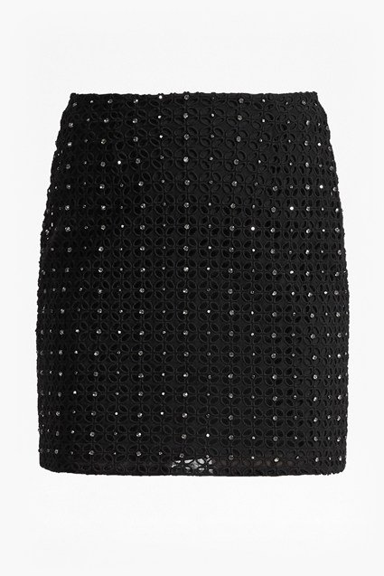 Tough Diamond Mini Skirt