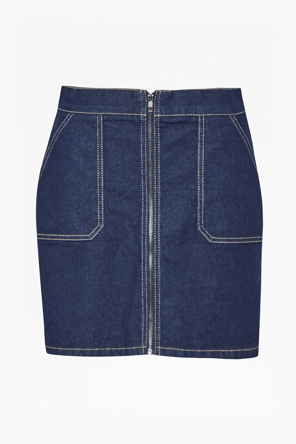 6a625b734 Cargo Twill A Line Mini Skirt | Collections | French Connection