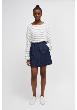 Jule Contrast Stitch Skirt