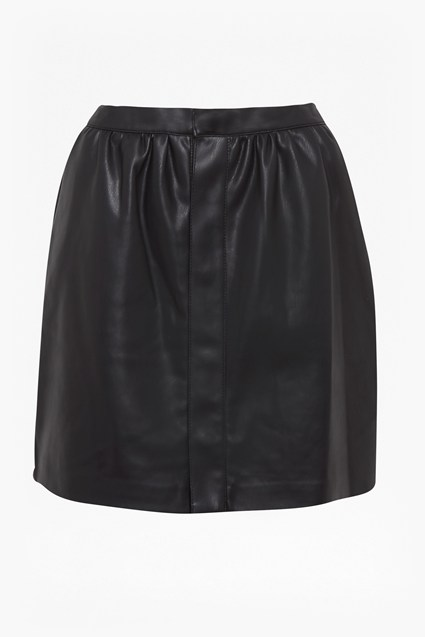 Bia PU Mini Skirt
