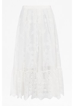 Camellia Lace Flared Skirt