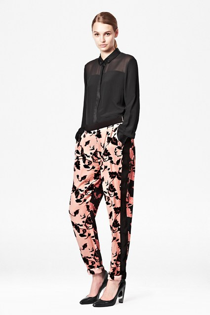 Vine Bloom Trousers