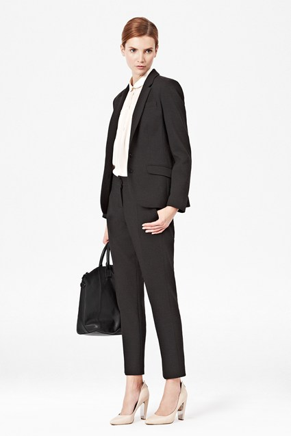 Dash Tailored Peg Trousers