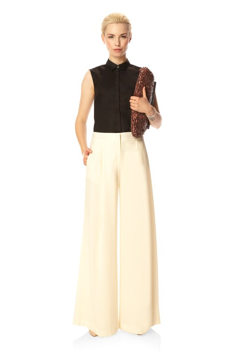 Dixie Blaze Wide Leg Trousers