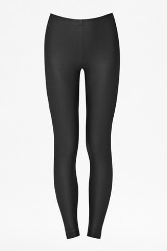 Pipa Coated Jersey Leggings