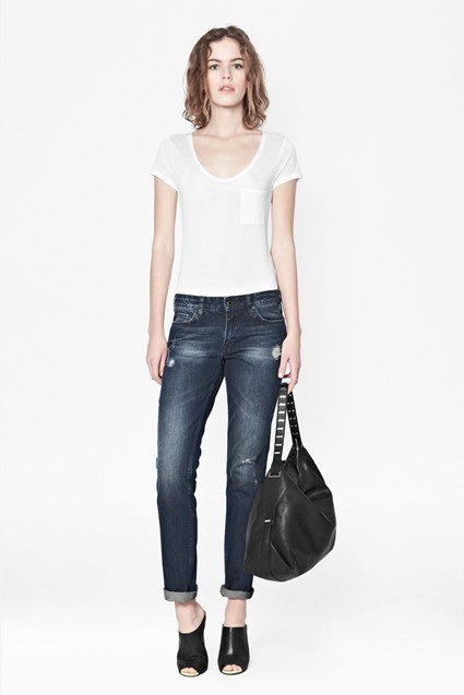 Seattle Boyfriend Jeans