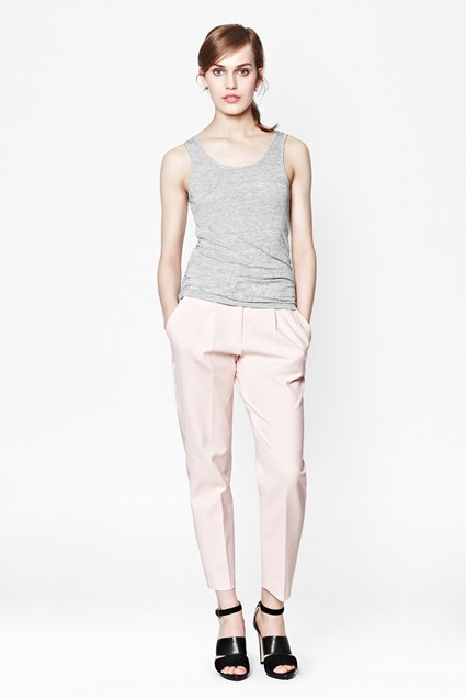 Capri Tapered Trousers