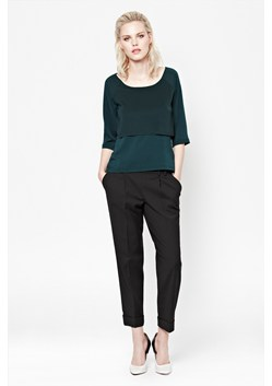 Capri Cotton Trousers