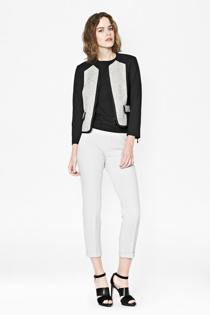 Feather Light Tailored Trousers