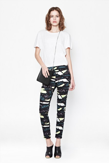 Shadow Dance Skinny Trouser