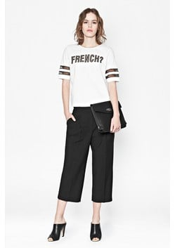Estelle Cropped Trousers