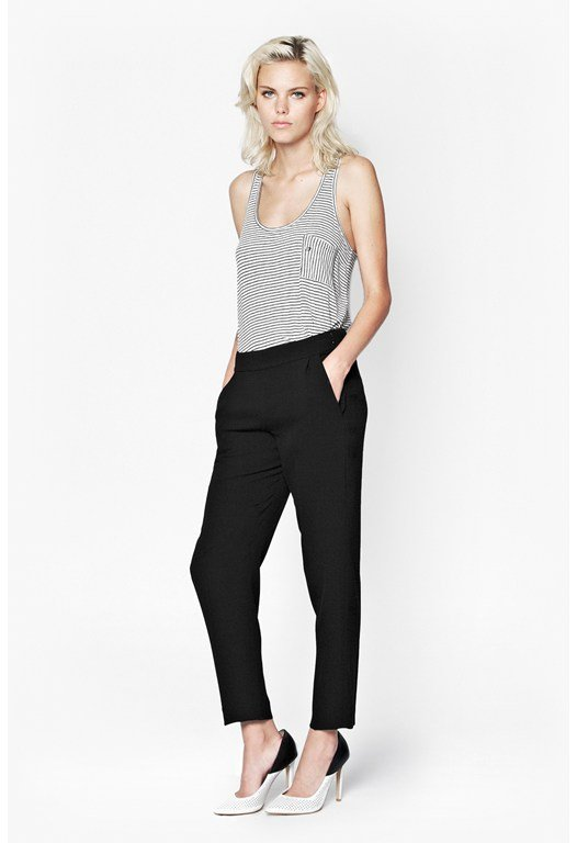 Ziggy Cropped Trousers