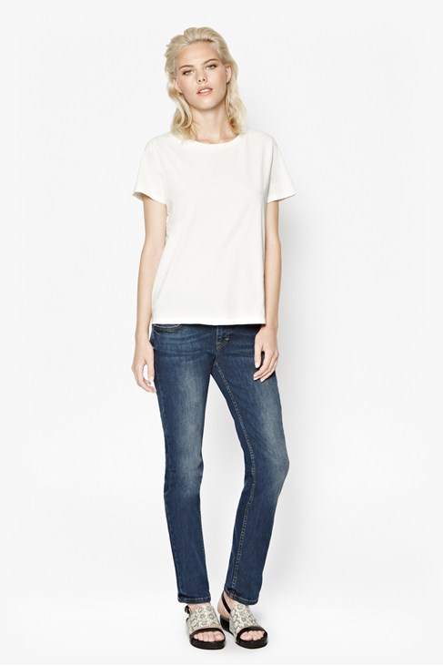Tiffany Straight Leg Jeans