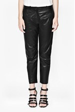 Looks Great With Jet Leather Trousers