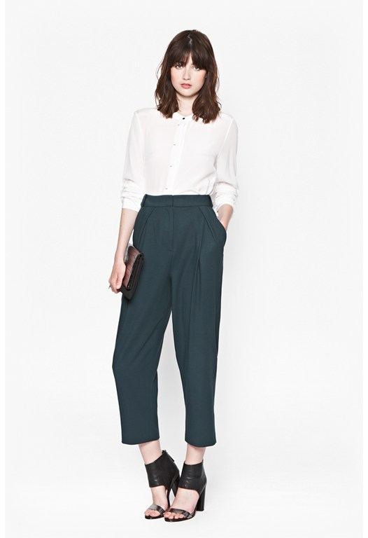 Whisper Ruth Gathered Trouser