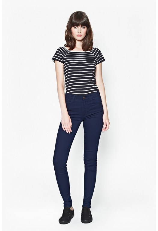 Lucy Luxe High Waisted Jeans