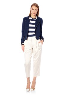 Ali Sateen Trousers