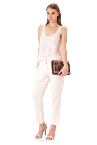 Mandy Linen Trousers