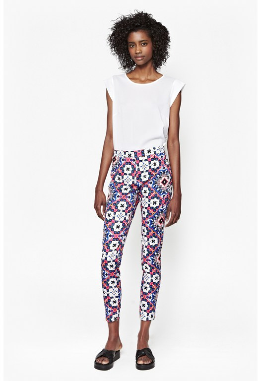 Electric Mosaic Trousers