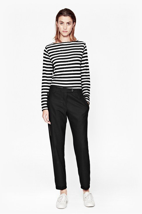 Alex Wool Trousers