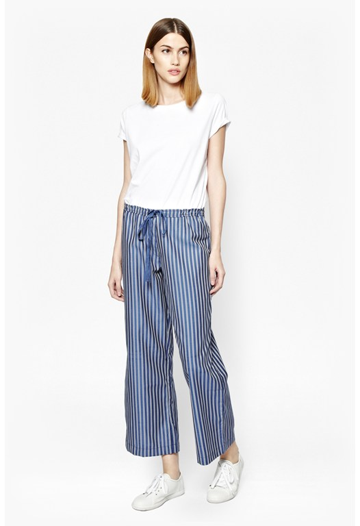 Mack Mix Pinstripe Jogger Trousers