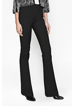 Glass Stretch Bootcut Trousers