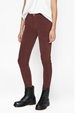 Looks Great With Hendrix Velvet Skinny Jeans