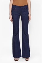 Looks Great With Belle Bottom Flared Jeans