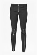 Looks Great With Glass Zip Up Leggings