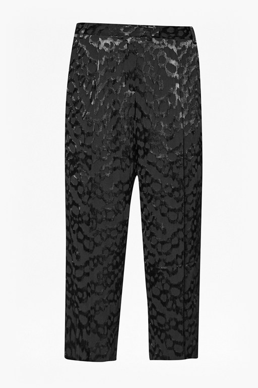 Complete the Look Aria Jacquard Culottes