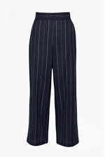 Looks Great With Riviera Stripe Flared Trousers