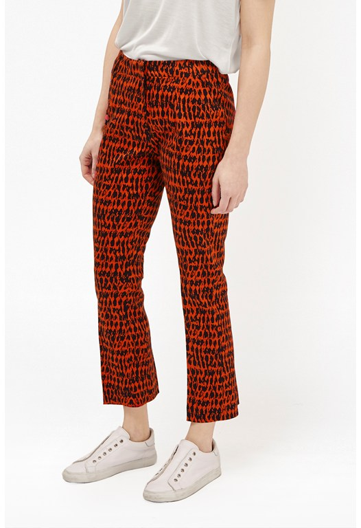 Canyon Sands Kick Flare Trousers