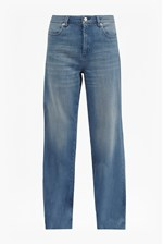 Looks Great With Cushie Vintage Wide Leg Jeans