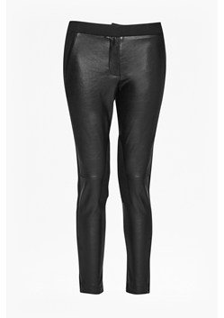 Street Faux Leather Skinny Trousers