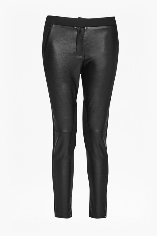 Complete the Look Street Faux Leather Skinny Trousers