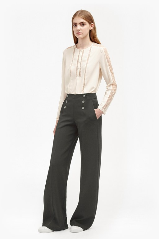 Complete the Look Sundae Suiting Sailor Trousers