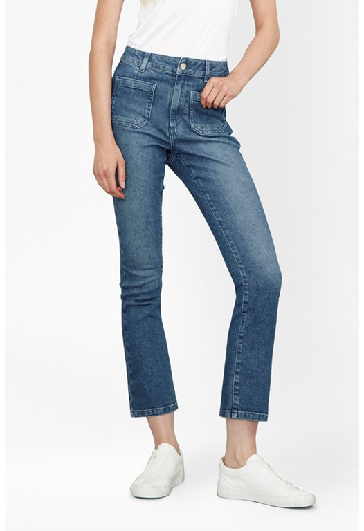 The Pin Up Ash Denim Jeans
