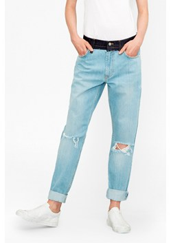 The Mashed Up Slim Boyfriend Jeans