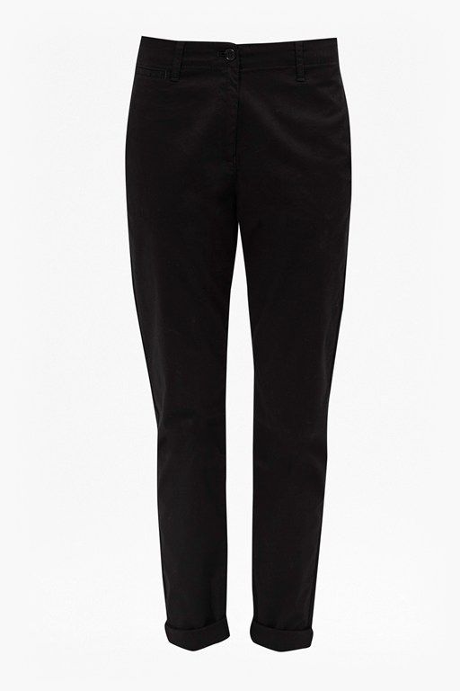Complete the Look Stretch Roll Up Chino Trousers