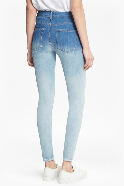 Complete the Look Rebound Skinny Stretch Denim Jeans