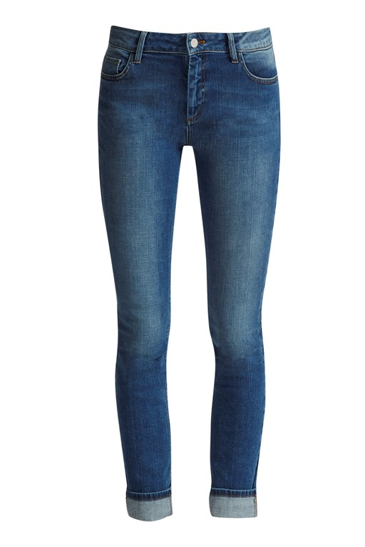 Complete the Look Rigid Look Skinny Jeans