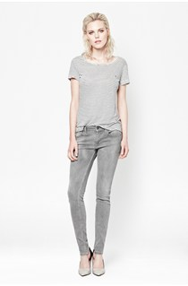 Tiffany Straight Leg Jean