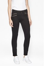 Looks Great With Lilly Super Skinny Jeans With Zippers