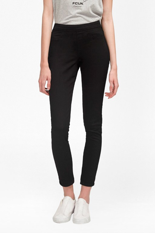 The Rebound Pull On Denim Leggings