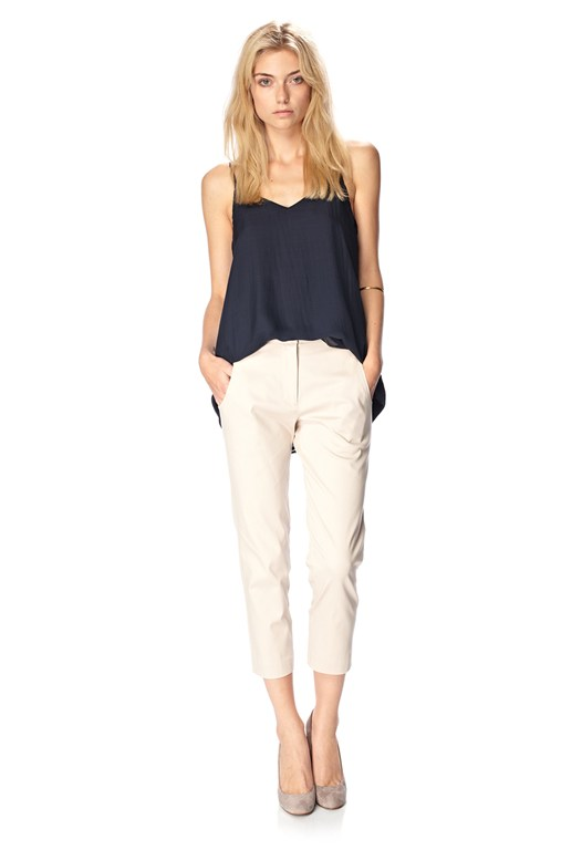 City Cotton Trousers