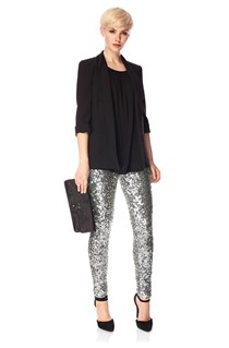 Ozlem Sequin Leggings